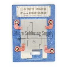 iPhone X Logic Board Holder & Stencil