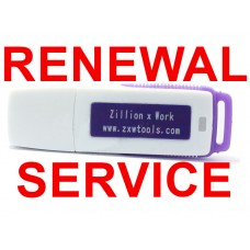 24 hour ZXW dongle subscription renewal service